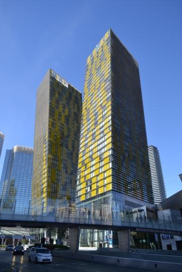 Las Vegas City Center Veer